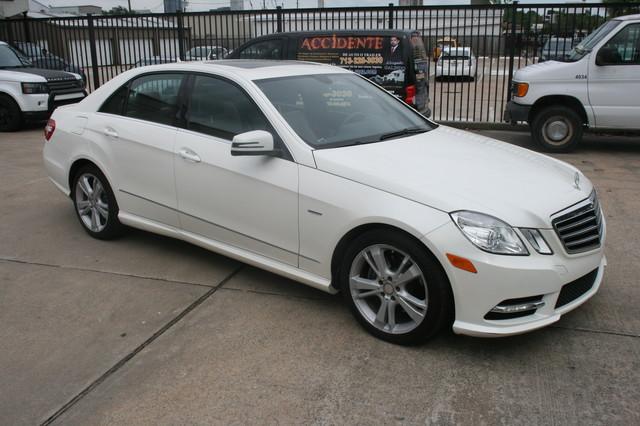 2012 Mercedes-Benz E350 Luxury Houston, Texas 10