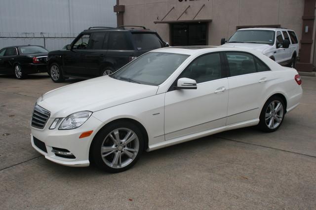 2012 Mercedes-Benz E350 Luxury Houston, Texas 2