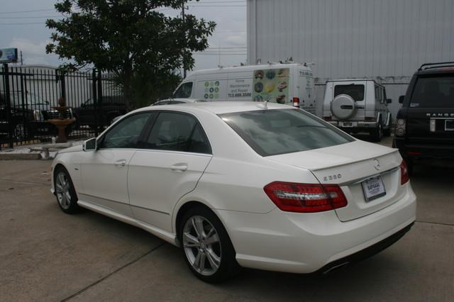2012 Mercedes-Benz E350 Luxury Houston, Texas 5