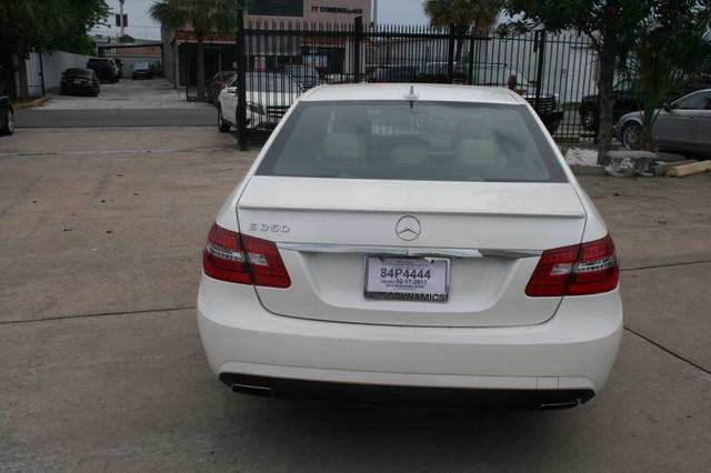 2012 Mercedes-Benz E350 Luxury Houston, Texas 6