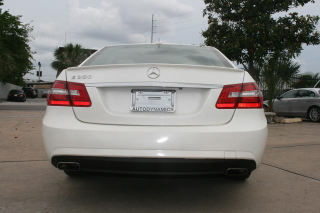 2012 Mercedes-Benz E350 Luxury Houston, Texas 7