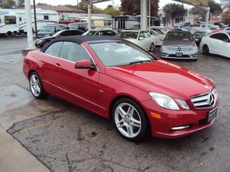 2012 Mercedes-Benz E350 Coupe Convertible San Antonio, Texas