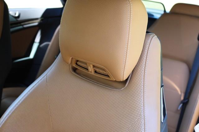 2012 Mercedes-Benz E550 Mooresville, North Carolina 22