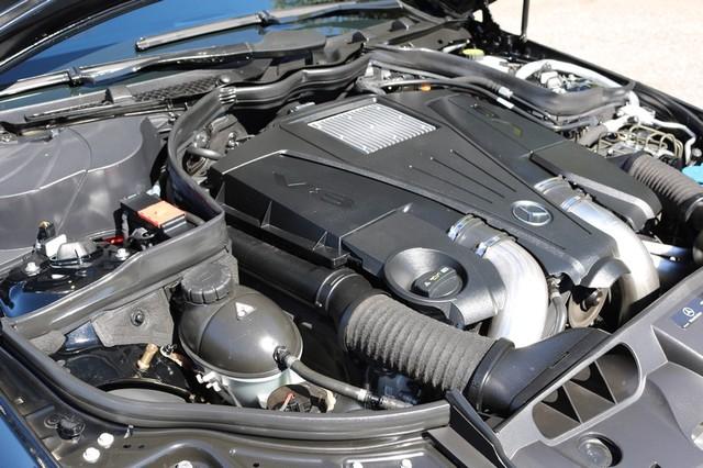 2012 Mercedes-Benz E550 Mooresville, North Carolina 56