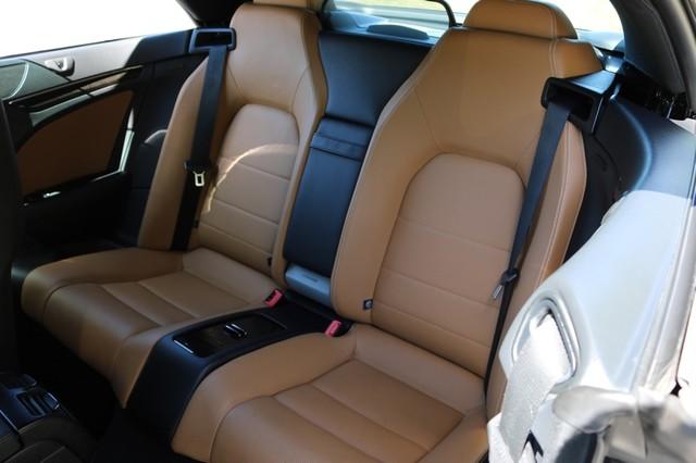 2012 Mercedes-Benz E550 Mooresville, North Carolina 9