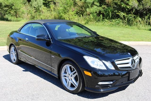 2012 Mercedes-Benz E550 Mooresville, North Carolina 68