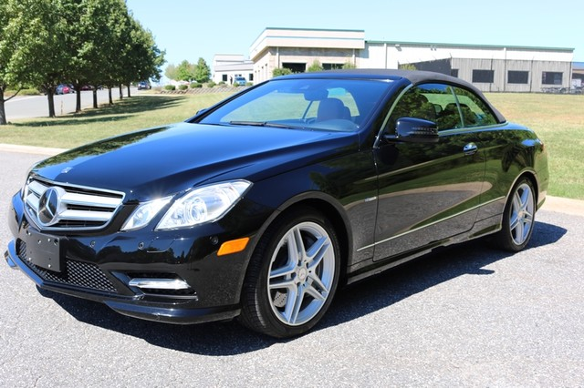 2012 Mercedes-Benz E550 Mooresville, North Carolina 73