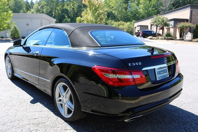 2012 Mercedes-Benz E550 Mooresville, North Carolina 79
