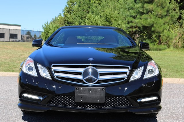 2012 Mercedes-Benz E550 Mooresville, North Carolina 89