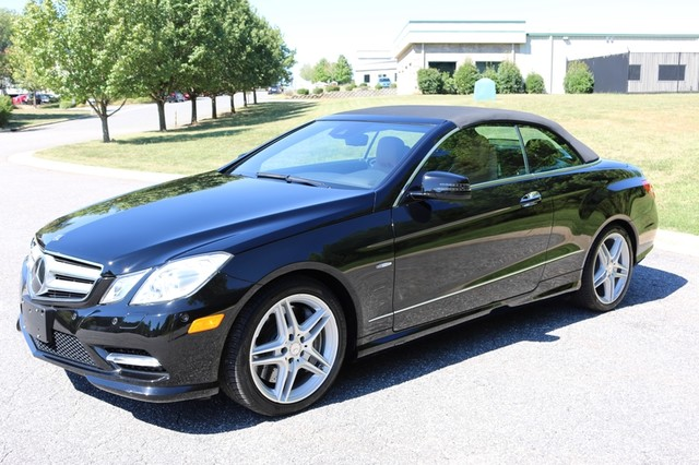 2012 Mercedes-Benz E550 Mooresville, North Carolina 65
