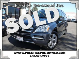 2012 Mercedes-Benz GL 350 in Campbell CA