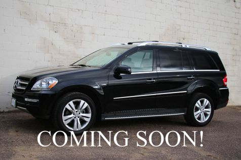 2012 Mercedes-Benz GL350 4Matic AWD BlueTEC Diesel SUV w/3rd Row Navigation, Dual DVD Entertainment & Tow Package in Eau Claire
