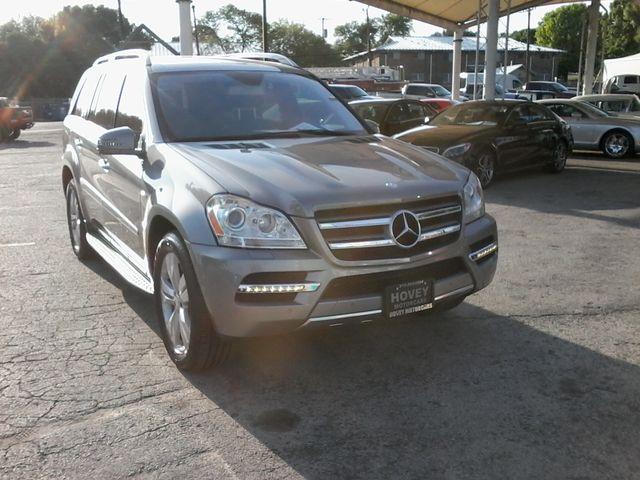 2012 Mercedes-Benz GL 350 BlueTEC San Antonio, Texas 0