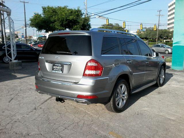 2012 Mercedes-Benz GL 350 BlueTEC San Antonio, Texas 4