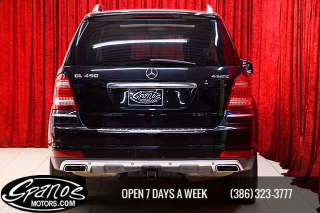 2012 Mercedes-Benz GL 450 Daytona Beach, FL 4
