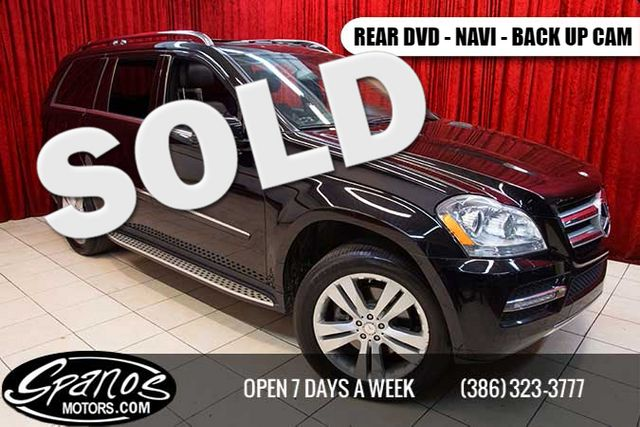 2012 Mercedes-Benz GL 450 Daytona Beach, FL 0