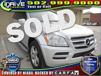 2012 Mercedes-Benz GL 450 GL 450 4MATIC Sport Utility 4D | Louisville, Kentucky | iDrive Financial in Lousiville Kentucky
