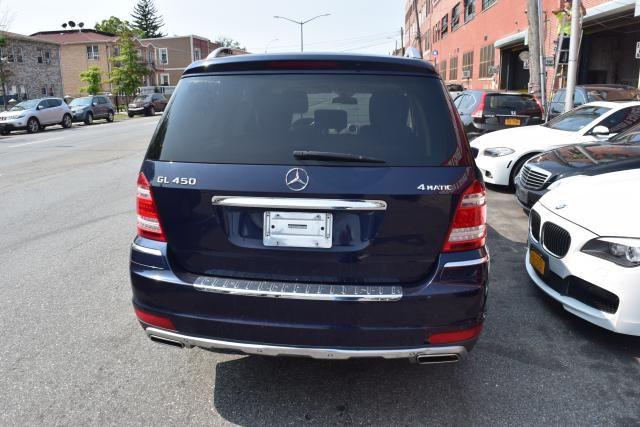 2012 Mercedes-Benz GL 450 GL450 SUV Richmond Hill, New York 3