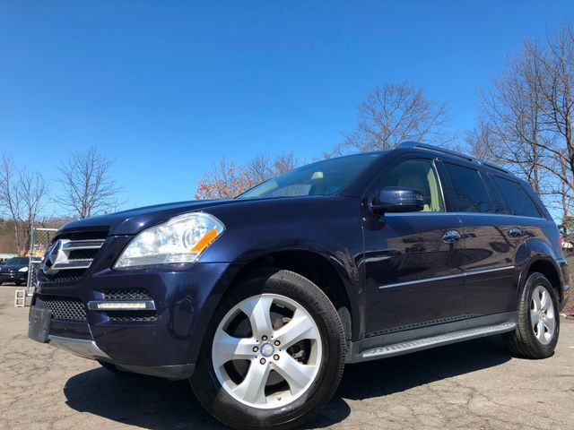 2012 Mercedes-Benz GL 450 4MATIC Sterling, Virginia 0
