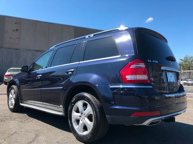 2012 Mercedes-Benz GL 450 4MATIC Sterling, Virginia 2
