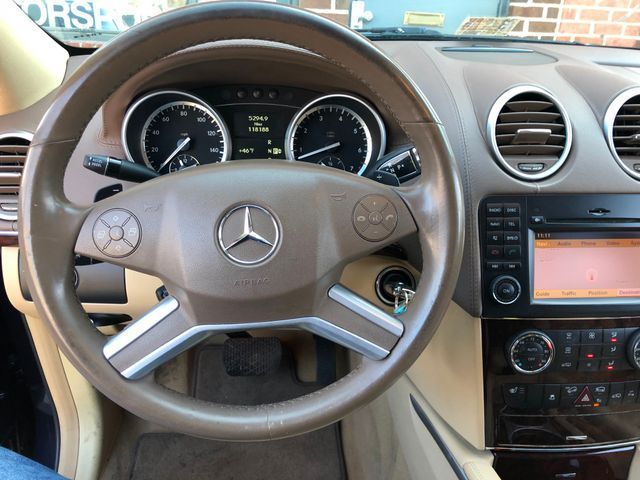 2012 Mercedes-Benz GL 450 4MATIC Sterling, Virginia 20