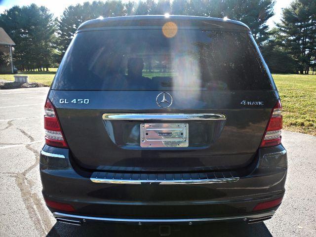 2012 Mercedes-Benz GL450 Leesburg, Virginia 8