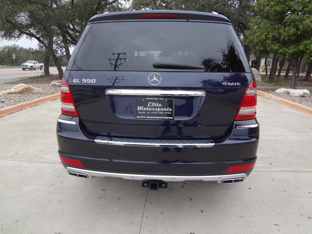 2012 Mercedes-Benz GL550 Austin , Texas 3