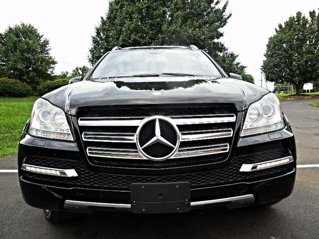 2012 Mercedes-Benz GL550 4MATIC Leesburg, Virginia 6
