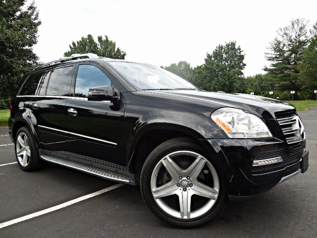 2012 Mercedes-Benz GL550 4MATIC Leesburg, Virginia 1