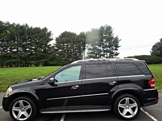 2012 Mercedes-Benz GL550 4MATIC Leesburg, Virginia 4