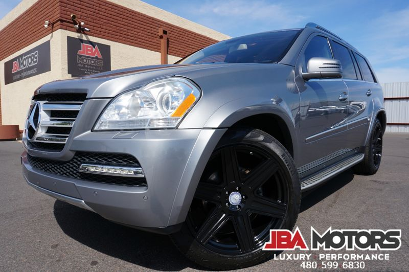 2012 Mercedes-Benz GL550 AMG GL Class 550 4Matic AWD | MESA, AZ | JBA MOTORS in MESA AZ