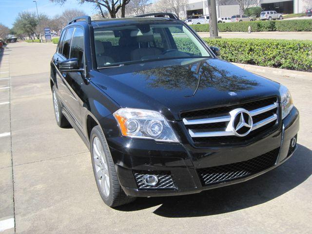2012 Mercedes-Benz GLK 350 Luxury SUV, Pano. Nav, Super Nice Plano, Texas 1
