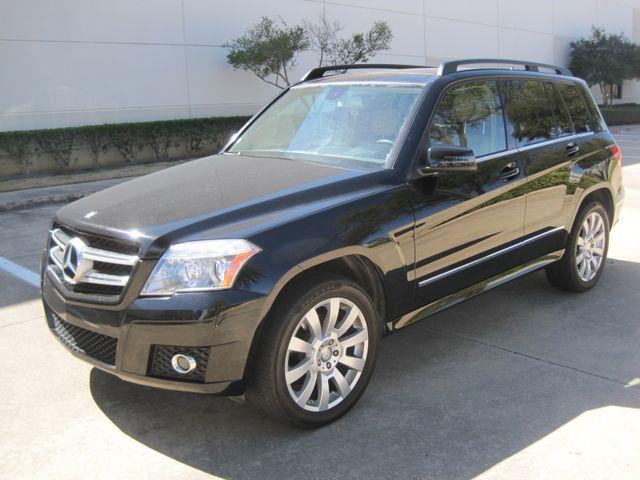 2012 Mercedes-Benz GLK 350 Luxury SUV, Pano. Nav, Super Nice Plano, Texas 4