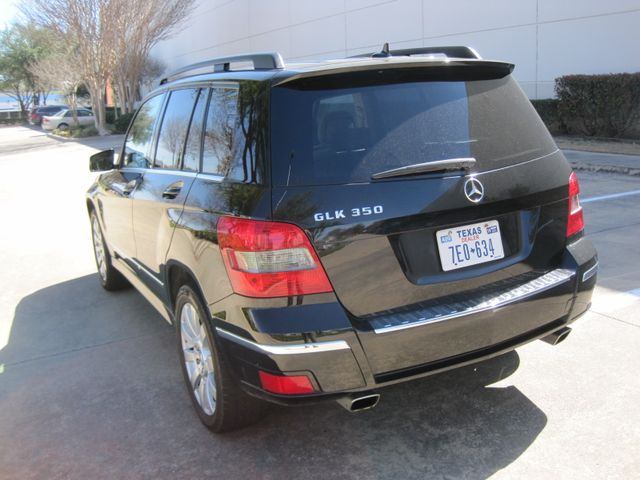 2012 Mercedes-Benz GLK 350 Luxury SUV, Pano. Nav, Super Nice Plano, Texas 8