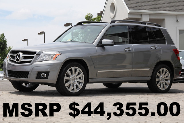2012 Mercedes GLK-Class AWD GLK350 4MATIC 4dr SUV AMFM CD Player Anti-Theft Sunroof AC Cruise