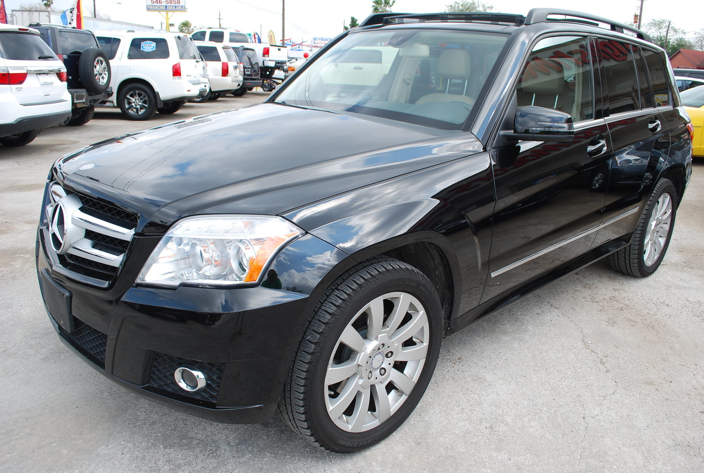 2012 Mercedes Benz Glk350 Brownsville Tx English Motors