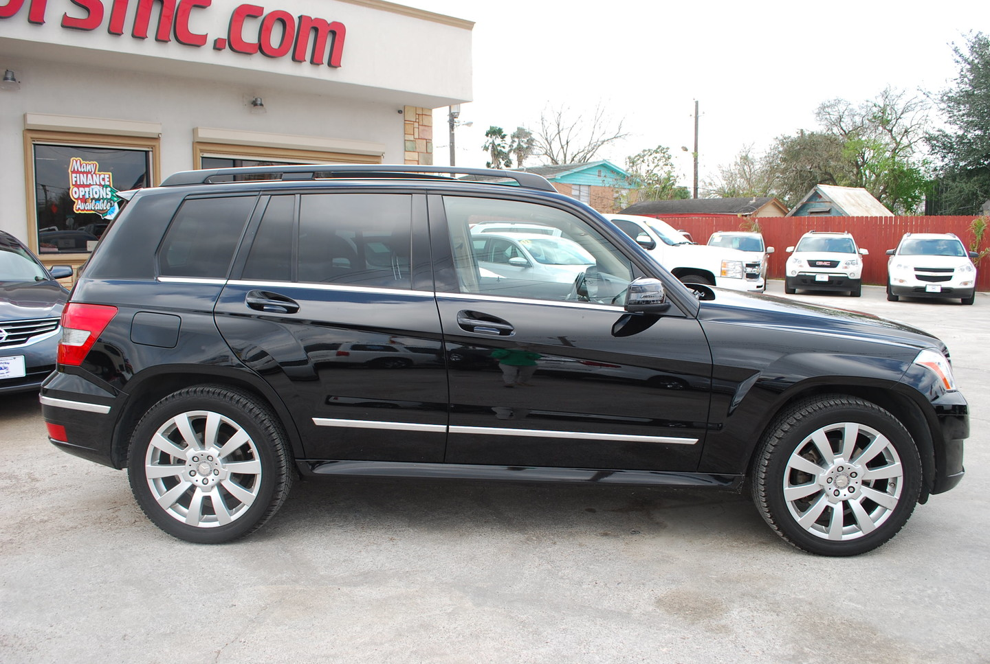 2012 mercedes benz glk350 brownsville tx english motors for 2012 mercedes benz glk class