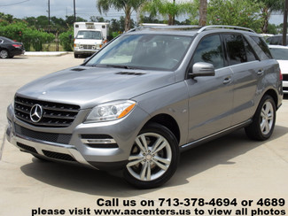 2012 Mercedes-Benz ML 350 4MATIC  in Houston TX