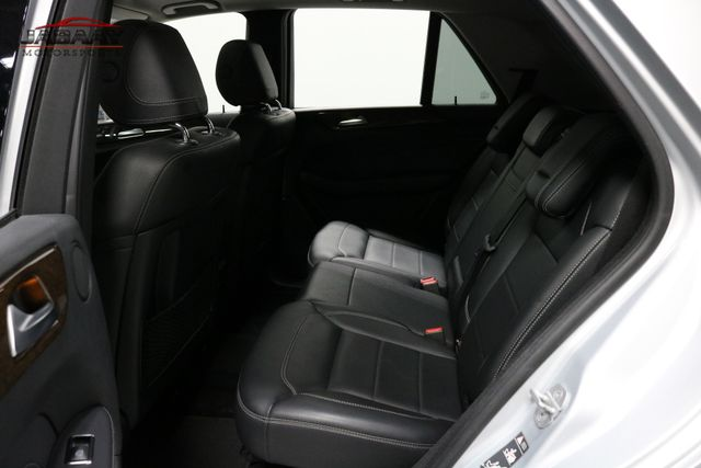 2012 Mercedes-Benz ML 350 BlueTEC Merrillville, Indiana 12