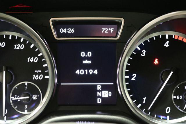 2012 Mercedes-Benz ML 350 BlueTEC Merrillville, Indiana 18