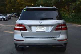 2012 Mercedes-Benz ML 350 4Matic Naugatuck, Connecticut 3