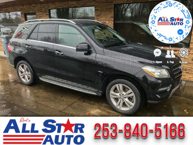 2012 Mercedes ML 350 BlueTEC AWD The CARFAX Buy Back Guarantee that comes with this vehicle means