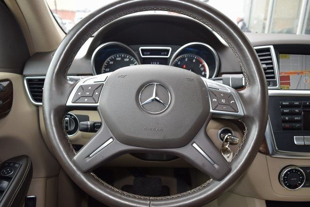 2012 Mercedes-Benz ML 350 ML 350 Richmond Hill, New York 38