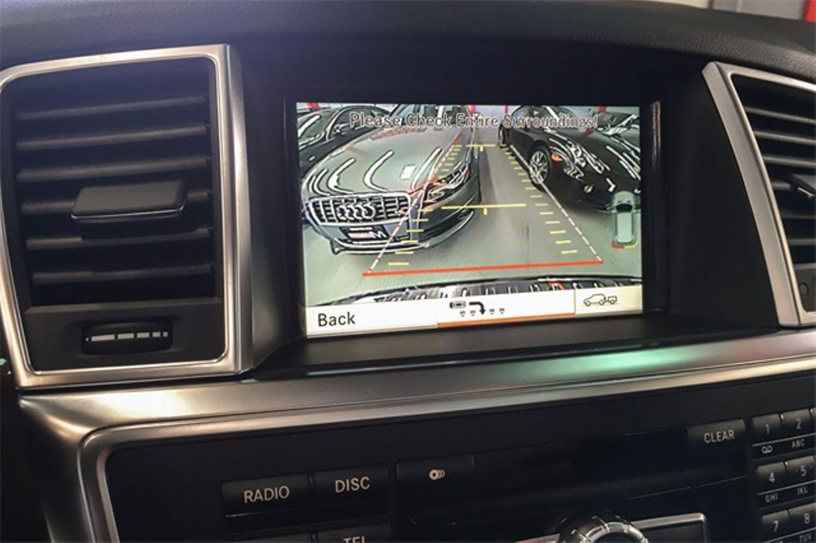 2012 mercedes benz ml 550 city ca m sport motors for Walnut creek mercedes benz dealer