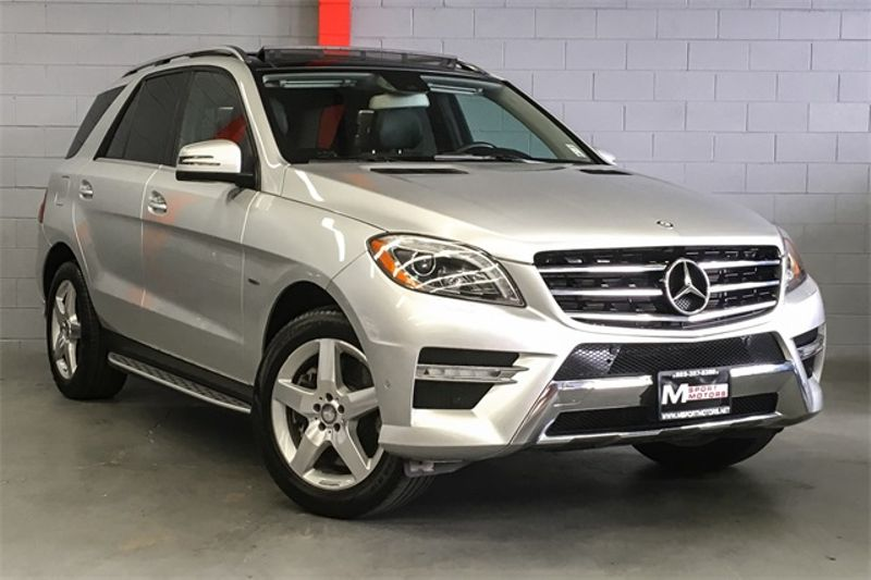 2012 Mercedes-Benz ML 550   city CA  M Sport Motors  in Walnut Creek, CA