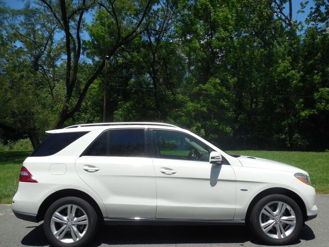 2012 Mercedes-Benz ML350 4MATIC Leesburg, Virginia 4