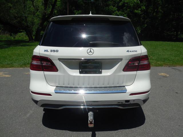 2012 Mercedes-Benz ML350 4MATIC Leesburg, Virginia 7