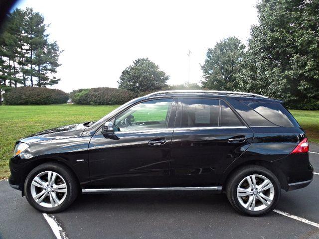 2012 Mercedes-Benz ML350 4MATIC Leesburg, Virginia 6
