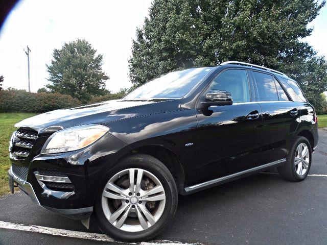 2012 Mercedes-Benz ML350 4MATIC Leesburg, Virginia 2