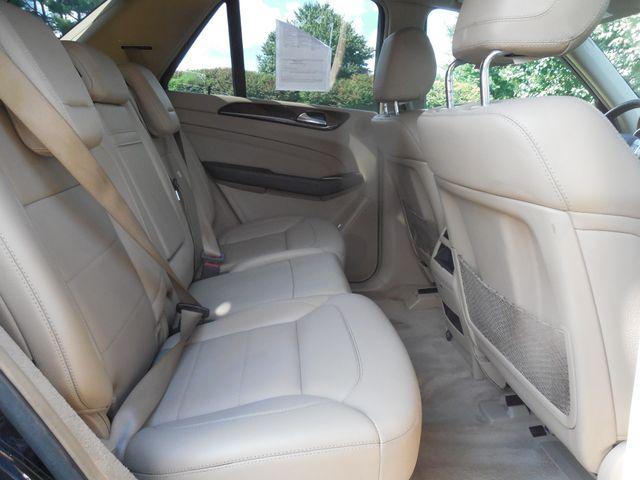 2012 Mercedes-Benz ML350 4MATIC Leesburg, Virginia 13